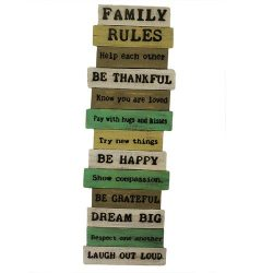 family-rules-sign