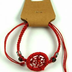 red-dreamcatcher-bracelet