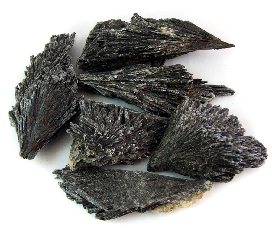 black-kyanite