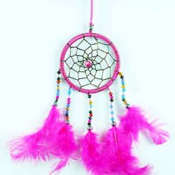 small-pink-dreamcatcher