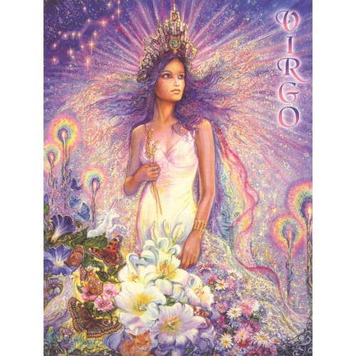 Zodiac Card – Virgo