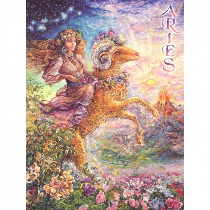 Zodiac Card – Aries