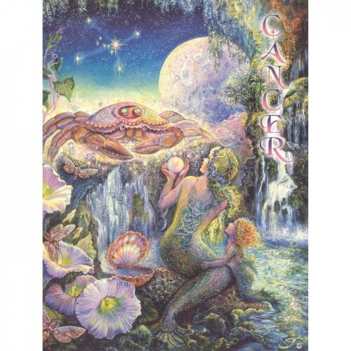 Zodiac Card – Cancer