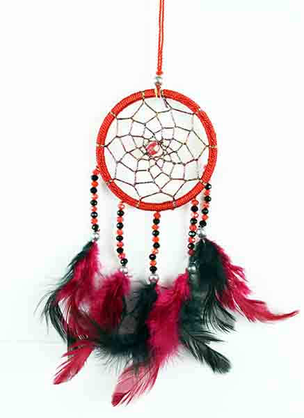 Dreamcatcher Red – Small