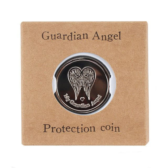 Angel Protection Coin (Boxed)